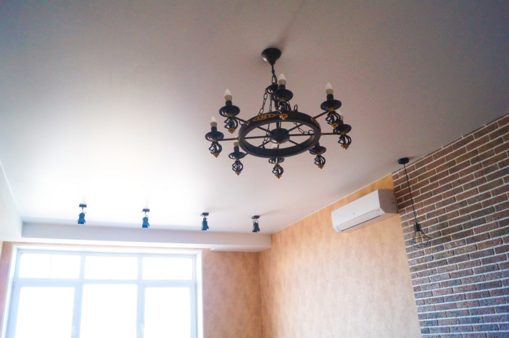 Натяжные потолки цена за 1м2 с установкой в Нижнем Новгороде