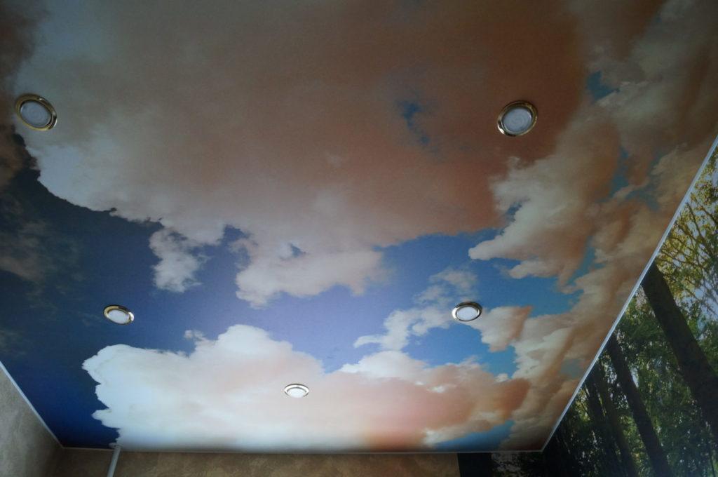 Фотогалерея натяжных потолков